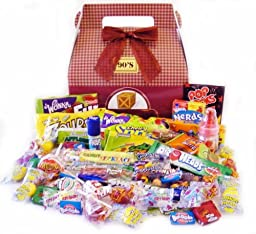 Candy Crate 1990\'s Retro Candy Gift Box