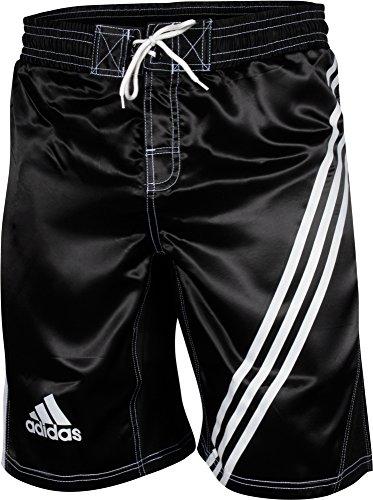 adidas Satin Stripe Fight Shorts - L adidas adidas supernova 5 shorts