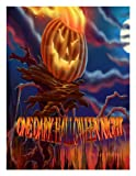 img - for One Dark Halloween Night book / textbook / text book