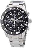 Seiko Men's Quartz Watch Chronograph SNDD99P1 with Metal Strap