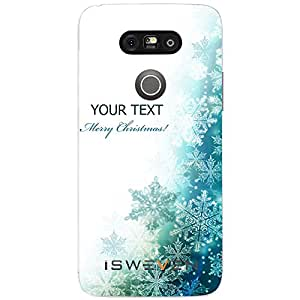 iSweven Printed Christmas Design Back case cover LG G5 lgg51398