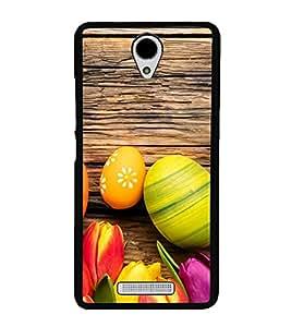 Ester Eggs 2D Hard Polycarbonate Designer Back Case Cover for Xiaomi Redmi Note 2 :: Redmi Note 2 Prime