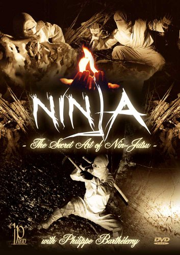 Ninja-The-Secret-Art-of-Nin-Jutsu-with-Philippe-Barthlemy