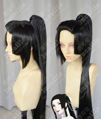 [BERGAMO SHOP, Medina Sidonia's Knight Kobayashi (Kobayashi) wind high quality wig ★ cosplay + private net * W1480