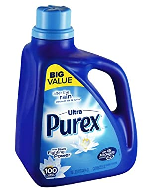 Purex Ultra with Stain Fighting Power After The Rain Detergent