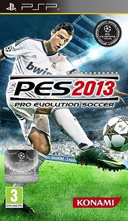 Pro Evolution Soccer 2013 (PSP)