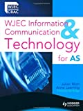 img - for WJEC ICT for AS book / textbook / text book