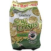 GeniSoy大豆チップス, クリーミー牧場, 99gバッグ, 12/box