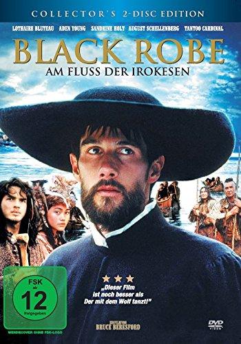 Black Robe - Am Fluss der Irokesen - Collector's 2-Disc Edition [2 DVDs]