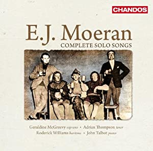 Moeran Solo Songs by Chandos