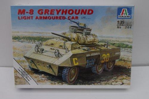 Italeri 8001283803649 M 8 Greyhound Light Armoured Car