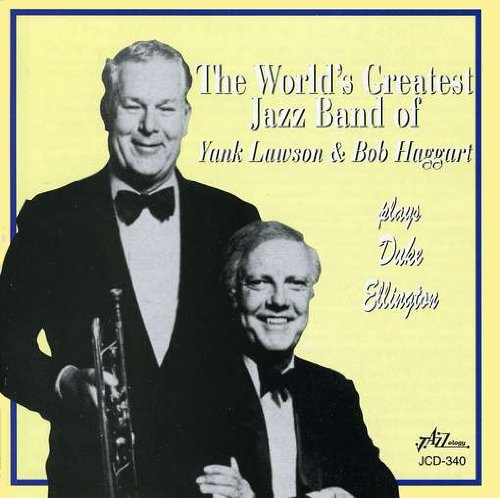 Plays Duke Ellington by Bob Haggart, World's Greatest Jazz Band and Yank Lawson