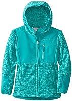 Free Country Big Girls'  Space-Dye Fleece Jacket