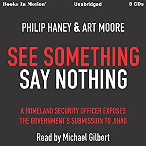 See Something Say Nothing Audiobook