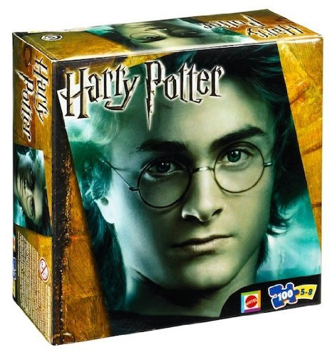 Cheap Mattel Harry Potter 100 Piece Jigsaw Puzzle (B004KUEDQ8)