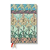 Tiger Lily - Paperblanks 2014 Daily Planner (Mini 4.5 x 5.5 Day per Page)
