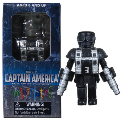 Captain America Army Builder: Hydra Flame Trooper - 1