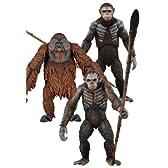 猿の惑星: 新世紀/ 7インチ アクションフィギュア シリーズ1: 3種セット