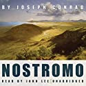 Nostromo Audiobook by Joseph Conrad Narrated by John Lee
