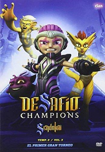 Desafio Champions Sendokai Temporada 2 Volumen 3 (Desafio Champions Sendokai compare prices)