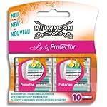 Wilkinson Lady Protector 10 blades