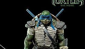 Teenage Mutant Ninja Turtles Leonardo 1/6スケール ABS&PVC&POM製 塗装済み可動フィギュア