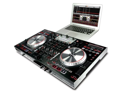 Review Numark NS6 4-Channel Digital DJ Controller and Mixer