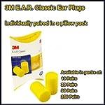 3M E.A.R. Classic Ear Plugs 50 pairs...
