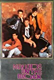 "NEW KIDS ON THE BLOCK Sealed GROUP BAND Poster (LARGE 22"" x 34"") Dated 1990"