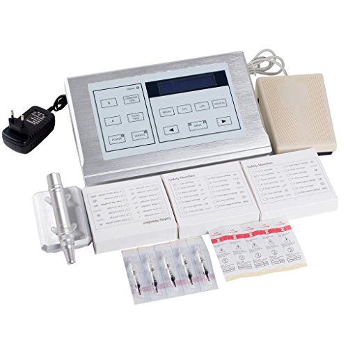 Chuse Multifunction Tattoo & Permanent Makeup Rotary Machine Kit Nouveau Contour Style