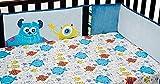 Monsters Inc. Crib Bumper
