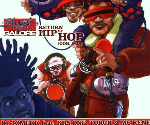 DJ Tomekk-Return Of Hip Hop-DE-CD-FLAC-2001-NBFLAC Download