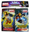 Marvel Comic's Wolverine Memo Pad - X-men 2pack Writing Note Pads