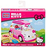 Mega Bloks Hello Kitty Camper