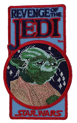 Star Wars Jedi Yoda Patch