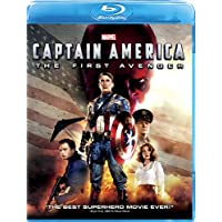 Captain America: The First Avenger on Blu-ray