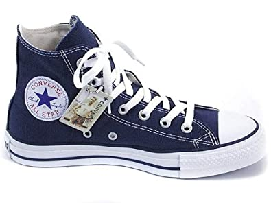online schuhe kaufen converse chucks schuhe all star hi m9622 hi navy blau. Black Bedroom Furniture Sets. Home Design Ideas