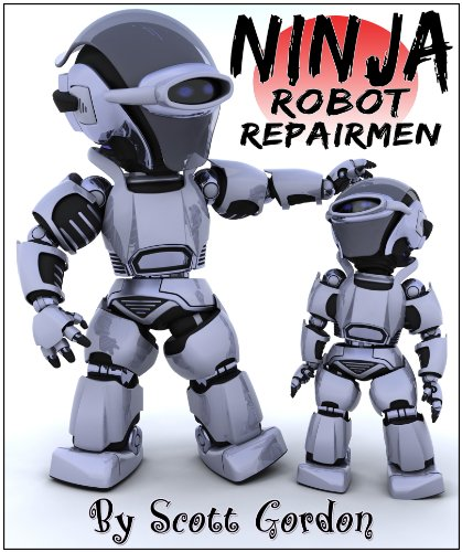 Ninja Robot Repairmen (A funny picture book for children 3-5!) (Ninjas Robots compare prices)