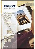 Epson Premium Glossy Photo Paper - Papier Photo Brillant 100 X 150 Mm - 40 Feuilles