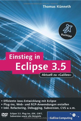 Einstieg in Eclipse 3.5