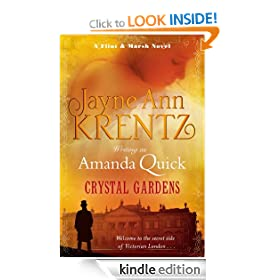 Crystal Gardens: Ladies of the Lantern Series: Book 1 (The Ladies of Lantern Street)