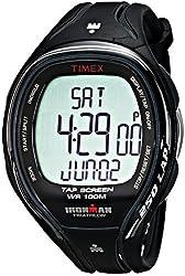 "Timex Men's T5K588 ""Ironman Sleek"" Fitness Watch"
