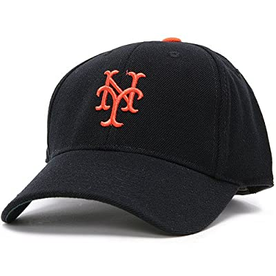 New York Giants Mets 1949 MLB Cooperstown Collection Fitted Cap