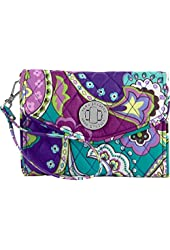 Vera Bradley Your Turn Smartphone Wristlet Wallet