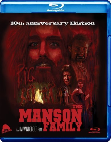 The Manson Family [Blu-ray] by Severin Films
