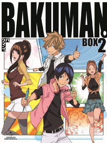 バクマン。2ndシリーズ DVD-BOX2