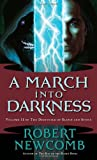 A March into Darkness (0345477103) by Newcomb, Robert