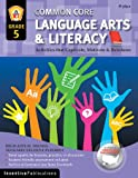 img - for Common Core Language Arts and Literacy Grade 5: Activities That Captivate, Motivate & Reinforce book / textbook / text book
