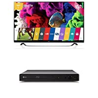 LG Electronics 60UF8500 60-Inch TV with BP350 Blu-Ray Player by LG