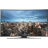 Samsung UE55JU6550 138 cm (55 Zoll) Curved Fernseher (Ultra HD, Triple Tuner, Smart TV)